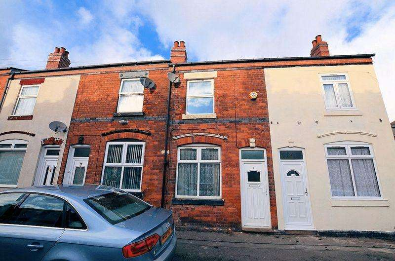 2 Bedrooms Terraced House for sale in Kirby Road, Winson Green, Birmingham