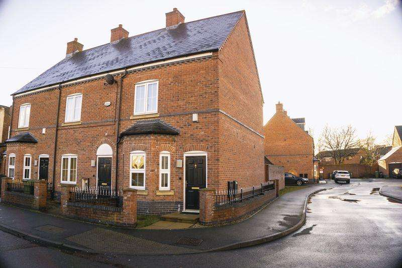 2 Bedrooms Terraced House for sale in Granville Street, Willenhall