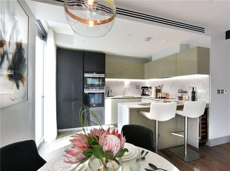 2 Bedrooms Flat for sale in Goodman's Fields, Aldgate, London, E1