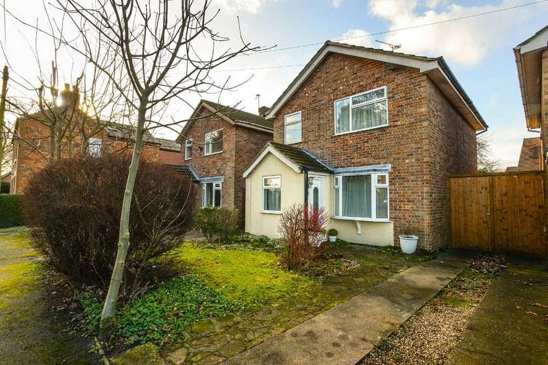 3 Bedrooms Detached House for sale in Wilne Road, Draycott