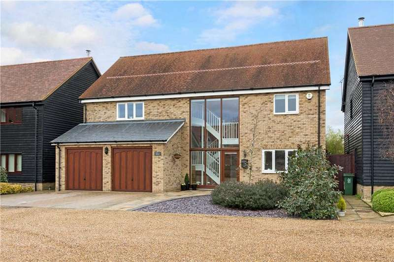 5 Bedrooms Detached House for sale in Hartop Close, Ivinghoe Aston, Leighton Buzzard, LU7