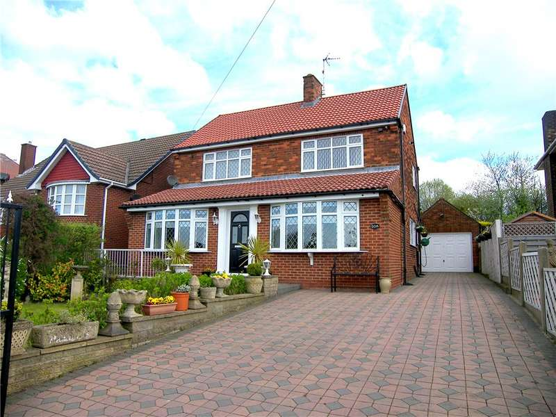 3 Bedrooms Detached House for sale in Alfreton Road, Pinxton, Nottingham, Nottinghamshire, NG16