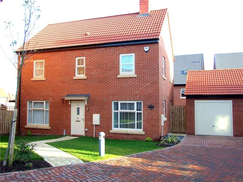 3 Bedrooms Detached House for sale in Lambeth Close, Derby, Derbyshire, DE22