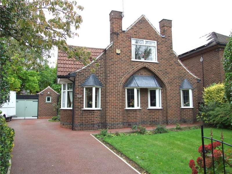 3 Bedrooms Detached House for sale in Borrowash Road, Spondon, Derby, Derbyshire, DE21