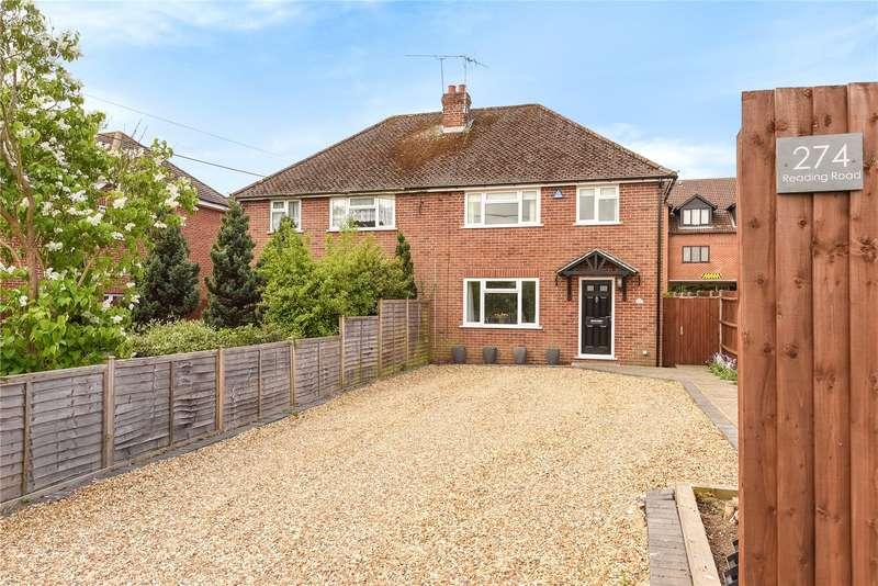 3 Bedrooms Semi Detached House for sale in Reading Road, Winnersh, Wokingham, Berkshire, RG41