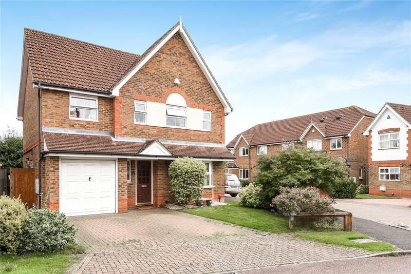 4 Bedrooms Detached House for sale in Gloucestershire Lea, Warfield, Berkshire, RG42