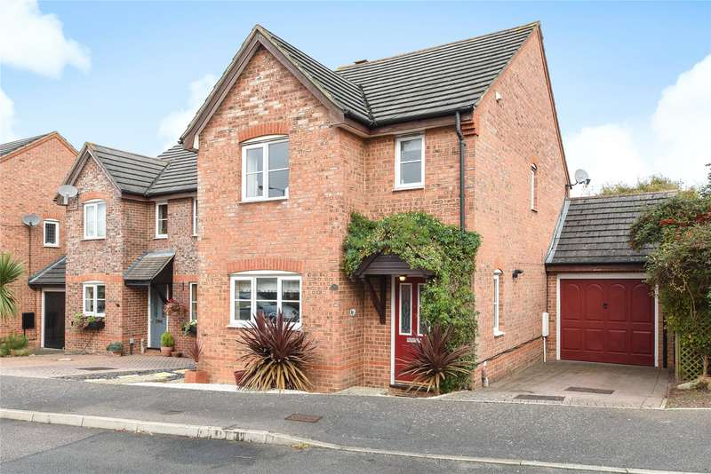 3 Bedrooms Detached House for sale in Mareshall Avenue, Warfield, Berkshire, RG42