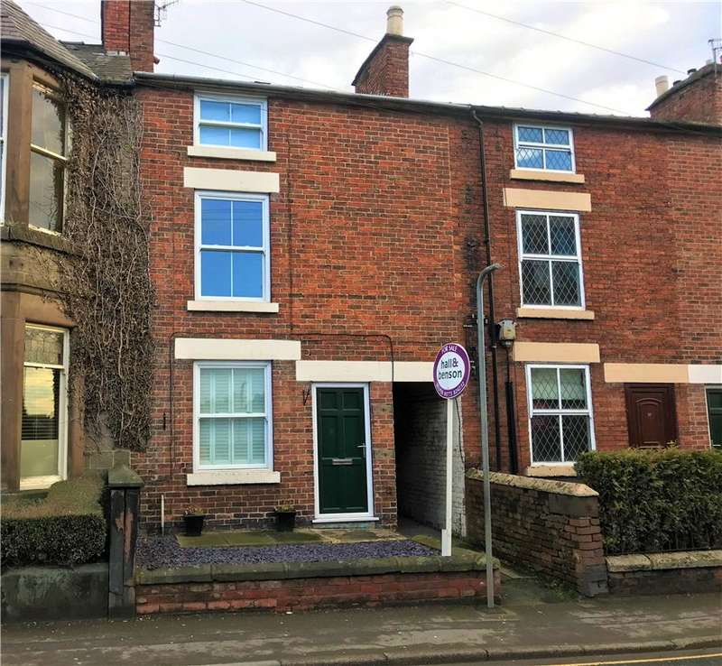 3 Bedrooms House for sale in Chapel Street, Belper, Derbyshire, DE56