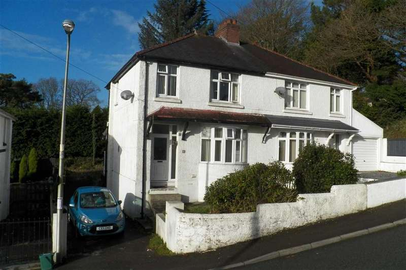 3 Bedrooms Semi Detached House for sale in Capel Evan Road, Carmarthen