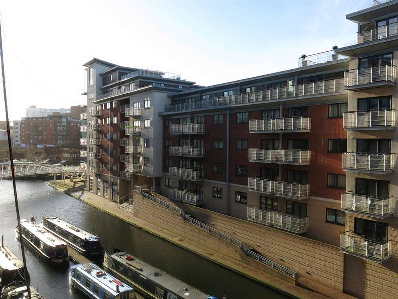 2 Bedrooms Apartment Flat for sale in King Edwards Wharf, 25 Sheepcote Street, Birmingham
