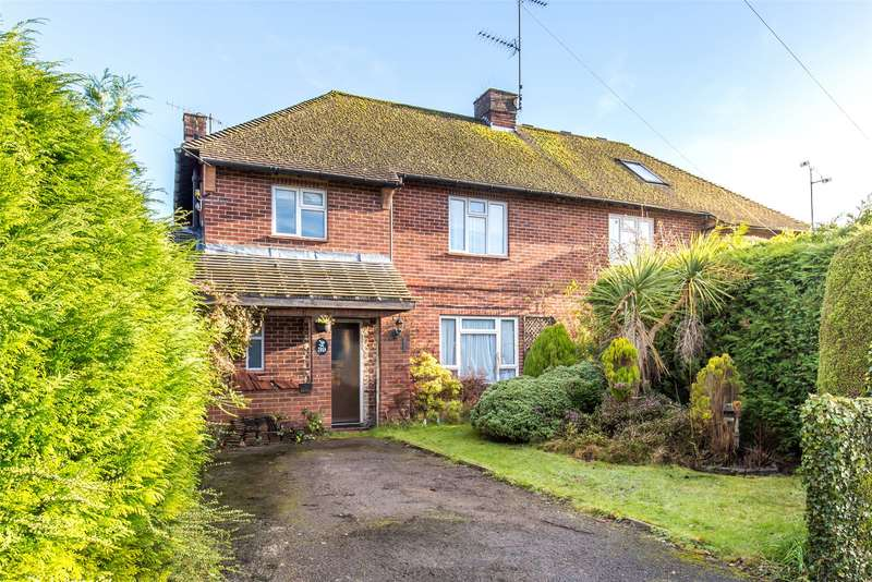3 Bedrooms Semi Detached House for sale in Westlands Way, Oxted, Surrey, RH8