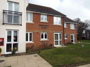 1 Bedroom Retirement Property for sale in Wellington Court, Beechwood Avenue, Deal, Kent