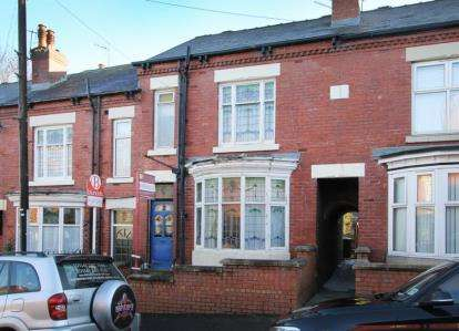 3 Bedrooms Terraced House for sale in Logan Road, Sheffield, South Yorkshire