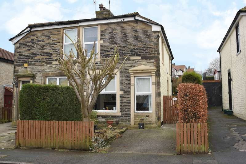 2 Bedrooms Semi Detached House for sale in Rosedale Avenue , Allerton BD15