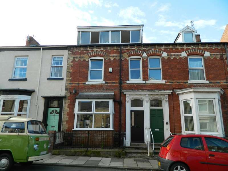 4 Bedrooms Terraced House for sale in Ruby Street, Saltburn TS12