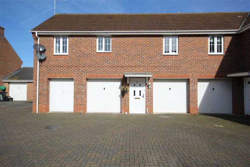 2 Bedrooms End Of Terrace House for sale in Dragonfly Road, Oakley Park, Wiltshire
