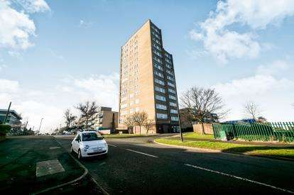 1 Bedroom Flat for sale in Northumbria Lodge, Cowgate, Newcastle Upon Tyne, 47 Northumbria Lodge, NE5