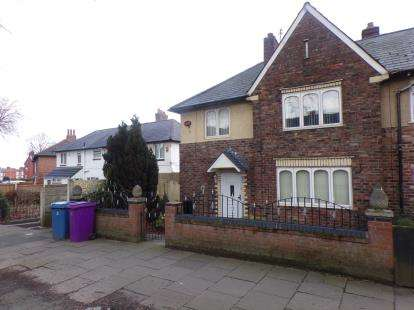3 Bedrooms Semi Detached House for sale in Lisburn Lane, Liverpool, Merseyside, England, L13