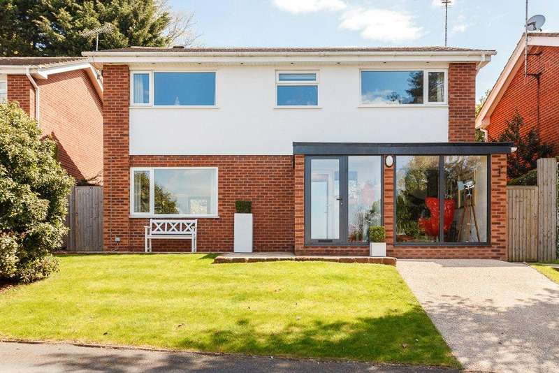 4 Bedrooms Detached House for sale in Off Sandy Lane, Chester, Cheshire