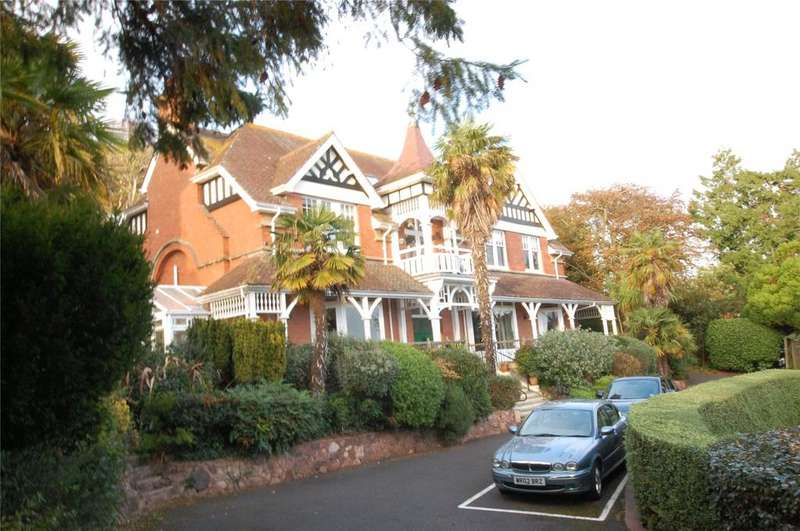 2 Bedrooms Apartment Flat for sale in Cartref, Weirfield Road, Minehead, Somerset, TA24
