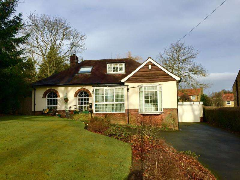 3 Bedrooms Detached Bungalow for sale in CHURCH LANE, BARDSEY, LEEDS, LS17 9DH