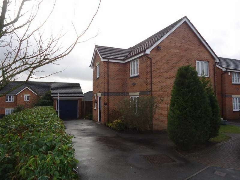 4 Bedrooms Detached House for sale in Wyre Close, Bradford, West Yorkshire, BD6