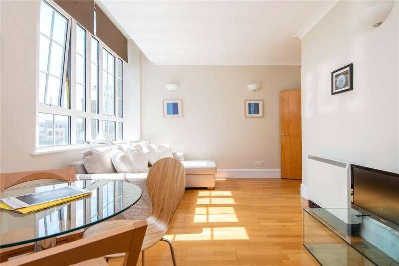 1 Bedroom Flat for sale in Skyline Court, 9 Grange Yard, London, SE1