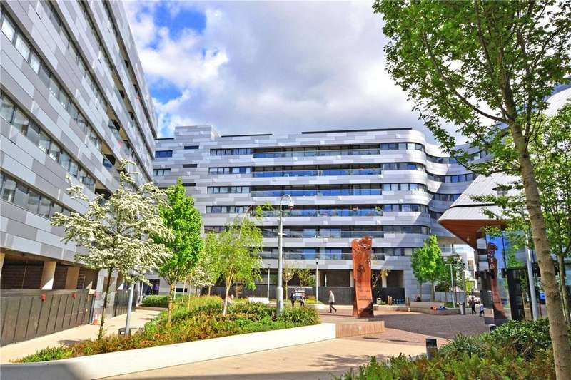 1 Bedroom Flat for sale in Lambarde Square, Greenwich, London, SE10