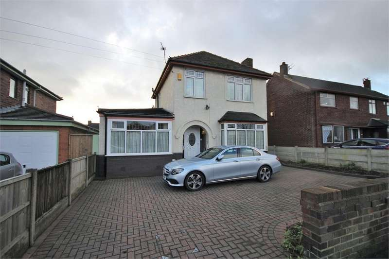 4 Bedrooms Detached House for sale in Liverpool Road, WIDNES, Cheshire