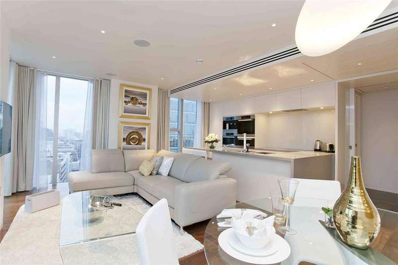 2 Bedrooms Apartment Flat for sale in The Heron, 5 Moor Lane, EC2Y