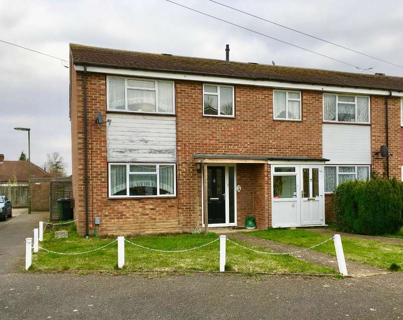 3 Bedrooms End Of Terrace House for sale in Curtis Road, West Ewell, Surrey, KT19 0LN