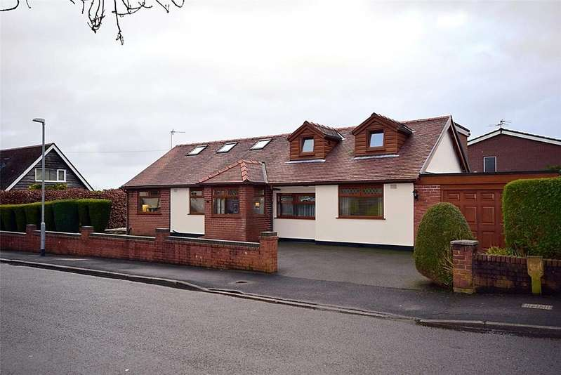 3 Bedrooms Detached Bungalow for sale in Ash Lane, Great Harwood, Lancashire, BB6