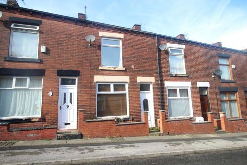 2 Bedrooms Terraced House for sale in Marion Street, Bolton, BL3 2PN