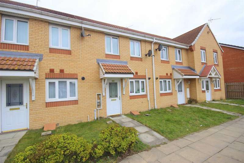 2 Bedrooms Terraced House for rent in Sandford Close, Wingate
