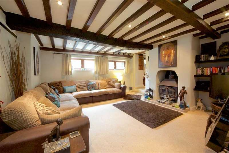 4 Bedrooms Detached House for sale in Augustus Road, Hockliffe