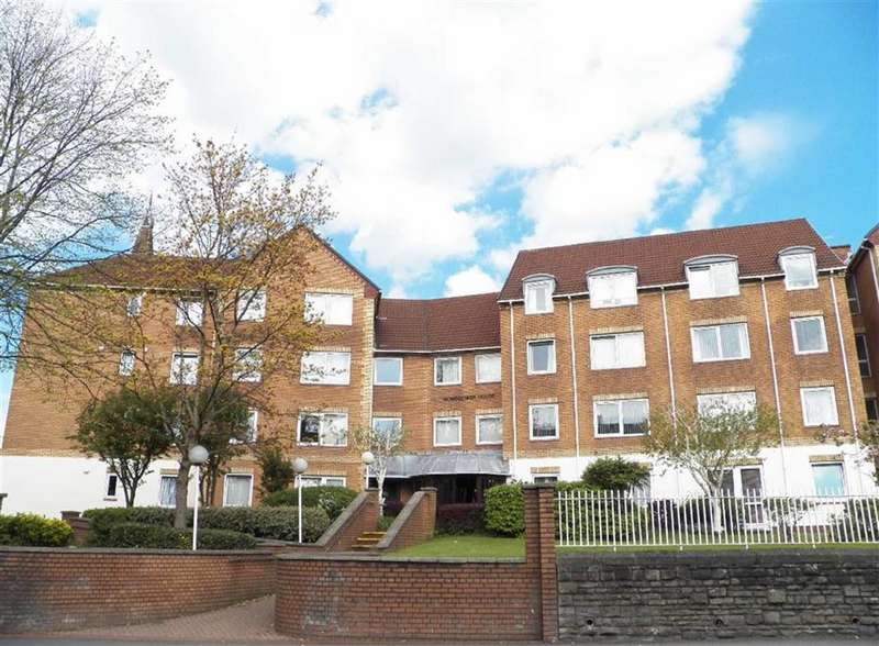 2 Bedrooms Retirement Property for sale in Homegower House, St Helens Road, Swansea