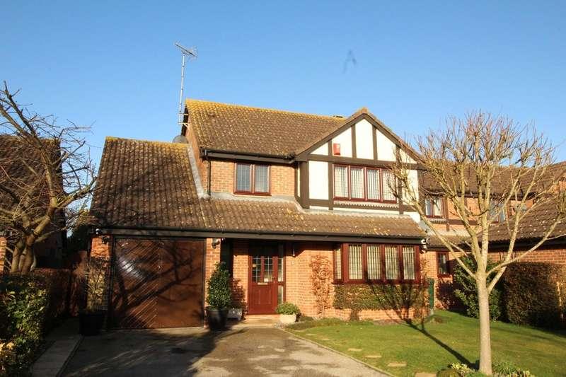 4 Bedrooms Detached House for sale in Northwood AL7