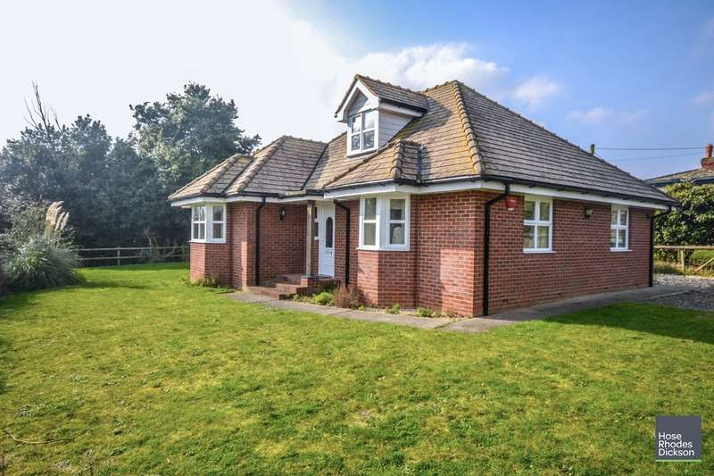 2 Bedrooms Detached Bungalow for sale in Morton Old Road, Brading