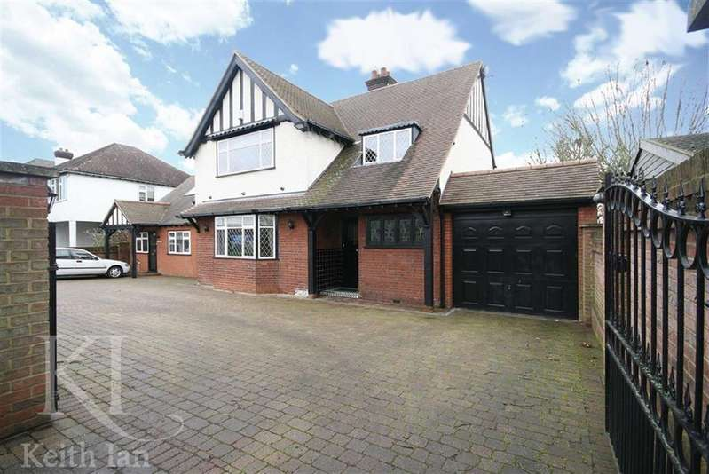 4 Bedrooms Detached House for sale in Albury Walk, Cheshunt