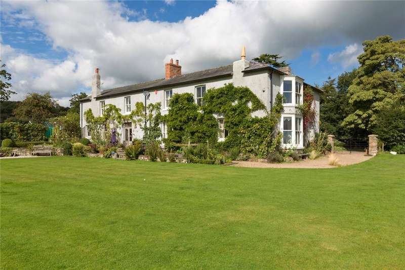5 Bedrooms Detached House for sale in Racecourse Road, Oswestry, Shropshire