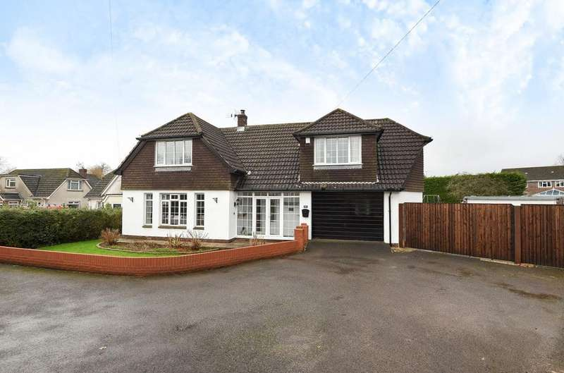4 Bedrooms Detached House for sale in Redhill Road, Rowland's Castle, PO9