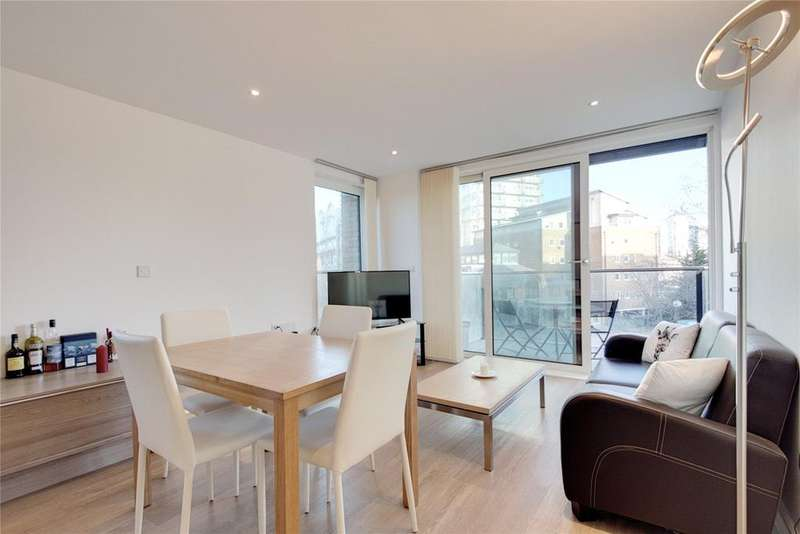 2 Bedrooms House for sale in Sirius House, Seafarer Way, London, SE16
