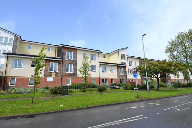 2 Bedrooms Flat for sale in Turves Green, Northfield, Birmingham, B31