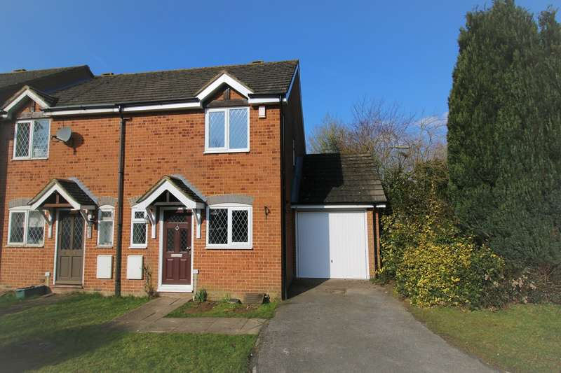 2 Bedrooms End Of Terrace House for rent in Inglewood Drive, Basingstoke, RG22