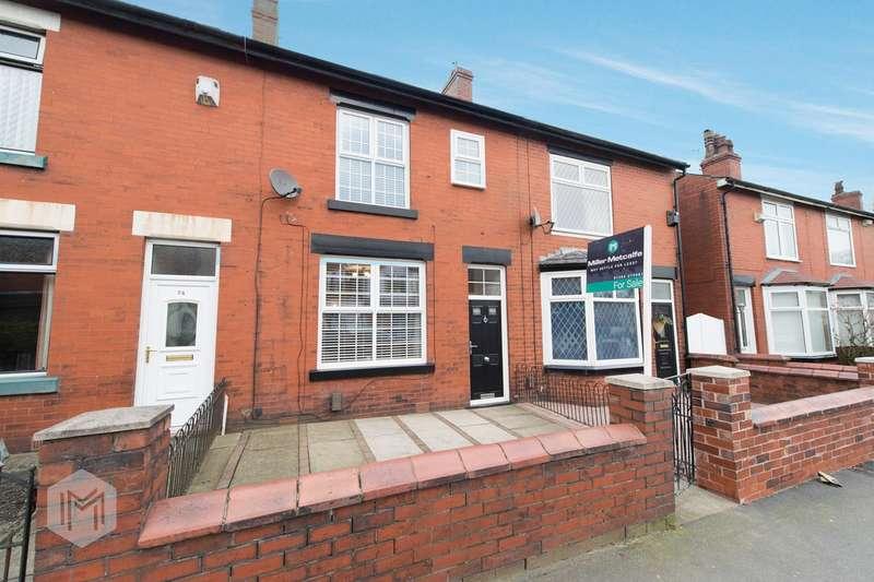 2 Bedrooms Terraced House for sale in Plodder Lane, Farnworth, Bolton, BL4