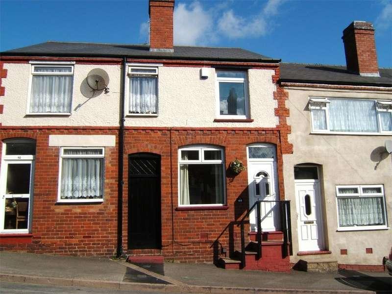 2 Bedrooms Terraced House for sale in Alma Street, HALESOWEN, West Midlands