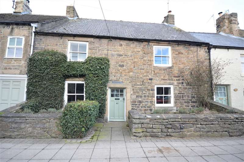4 Bedrooms Terraced House for sale in Front Street, Frosterley, Bishop Auckland, DL13 2QR