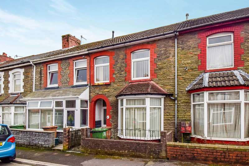 3 Bedrooms Detached House for sale in Coedcae Road, Abertridwr, Caerphilly, CF83