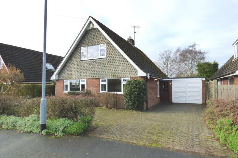 4 Bedrooms Detached House for sale in Victoria Way, Stafford