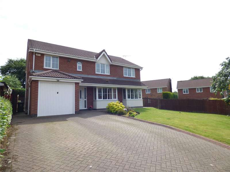 5 Bedrooms Detached House for sale in Waddington Fold, Rochdale, Greater Manchester, OL16